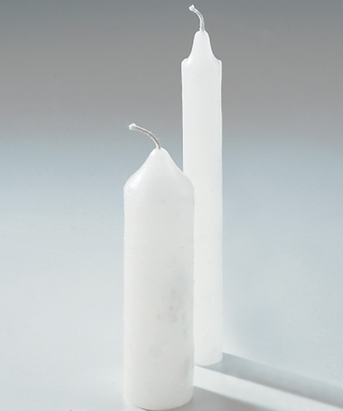 Cartridge Candle, 1-3/16