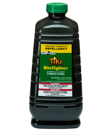 Bitefighter® Citronella & Cedar Oil Torch Fuel, 64 oz (6/CS)