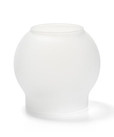 Satin Crystal Bubble Glass Globe