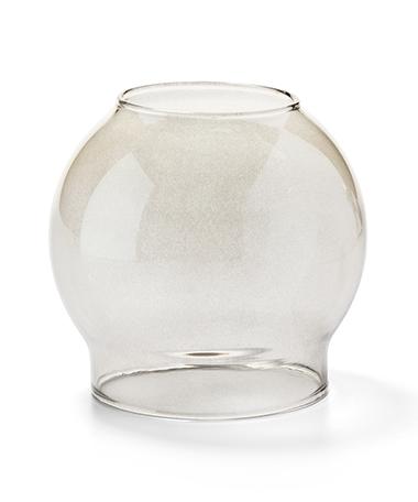 Smoke Bubble Glass Globe