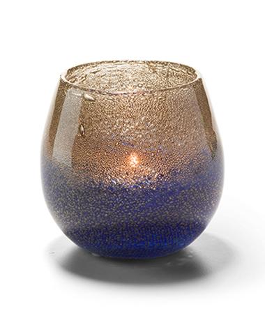 Laredo™ Bubble Glass Votive Lamp