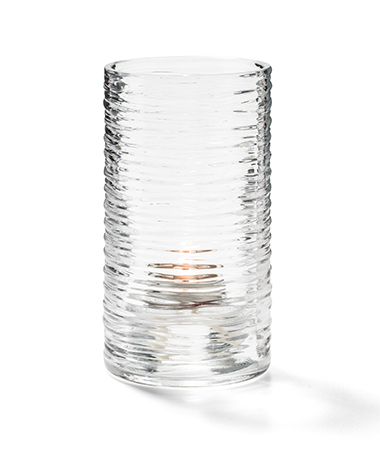 Clear Typhoon™ Mid-Size Cylinder