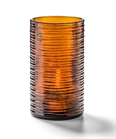 Dark Amber Typhoon™ Mid-Size Cylinder