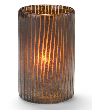 Mocha™ Cylinder Glass Lamp