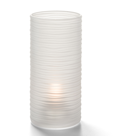Satin Crystal Typhoon™ Full-Size Cylinder