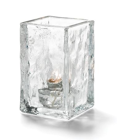 Glacier™ Votive (Clear Glass)