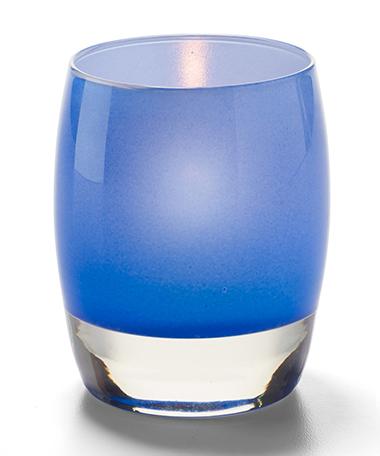 Contour™ Aura Votive Glass Lamps (Royal)