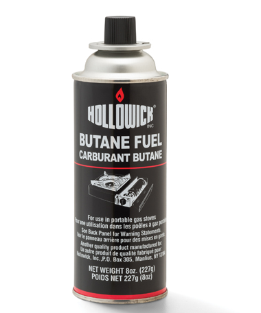 Butane Fuel 8 oz. Canister (12/CS)