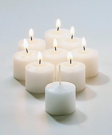 8 HR Food Warmer Votive Candle - 288/CS