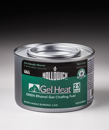 Green Gel Heat™ 2.5 Hour Chafing fuel