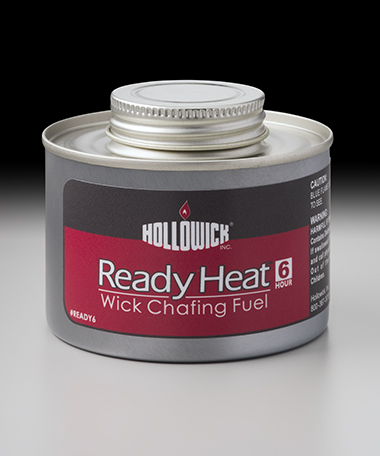 Ready Heat™ 6-Hour Liquid Wick Chafing Fuel