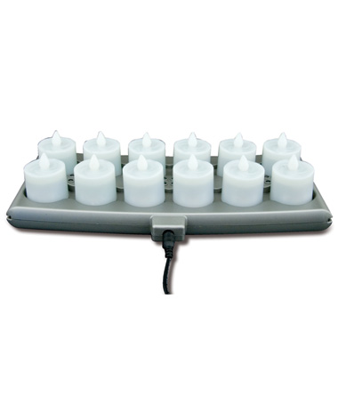 12 - Amber Platinum+ ®(Candles/Tray/Power)
