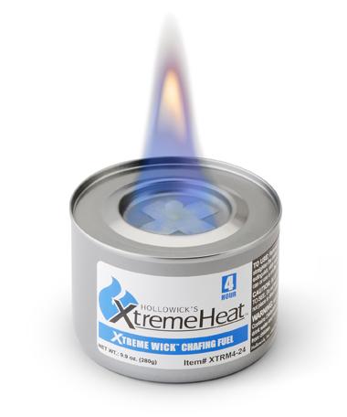 Xtreme Heat™ 4 Hour Liquid Wick Chafing Fuel (24/CS)